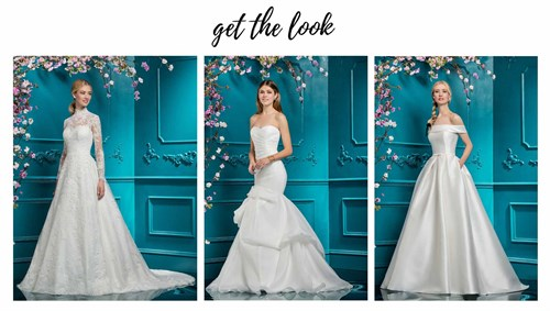 Ellis Bridals - Channel Iconic Glamour. Ellis Bridals at Alison Kirk ...